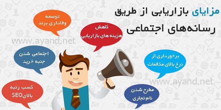 استراتژیهای بازاریابی رسانه های اجتماعی توسعه وفاداری